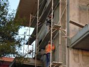 Τοποθέτηση  Πήχης Αλουμινίου Τοποθέτηση Πήχης Αλουμινίου 5 μέτρων σε όλες τις  γωνίες
